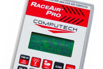 RaceAir Pro Handheld Drag Racing Weather Station
