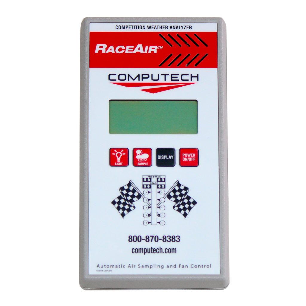 RaceAir Weather Station Handheld Racing Weather Station