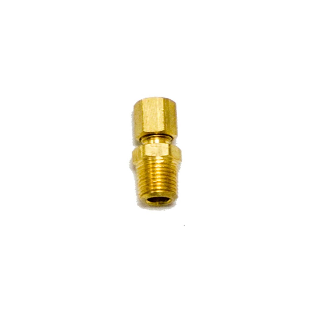 Liquid Temperature Compression Fitting