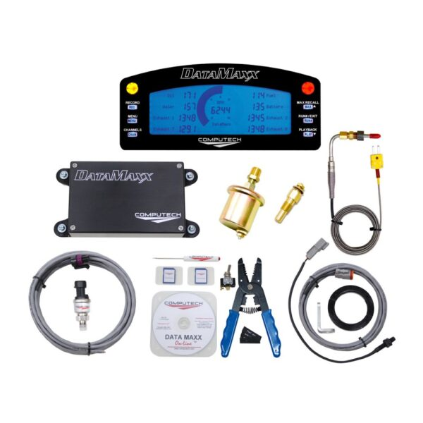 8000-BKT-LCD-DataMaxx-Bracket-Kit-With-LCD-Affordable Racing Data Logger