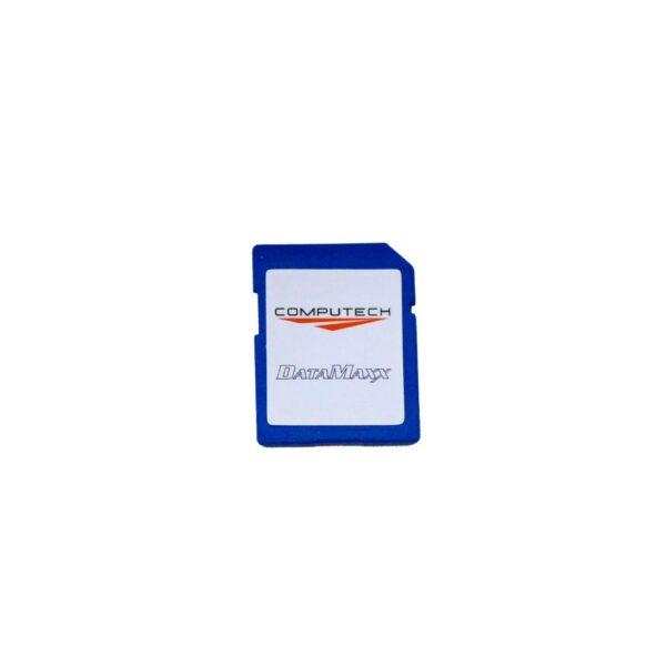 8090 DataMaxx SD Card
