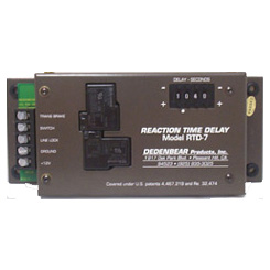 Reaction Time Delay Box