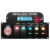 Elite Mega Dial Panel