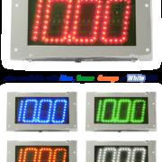 Digital-Delay-Racing-Elite-Mega-Dial-Switch-Panel-Chrome-All