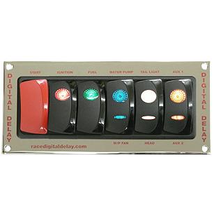 Switch Panel Chrome