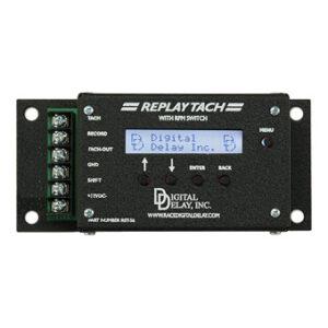 Replay Tach w/RPM Switch