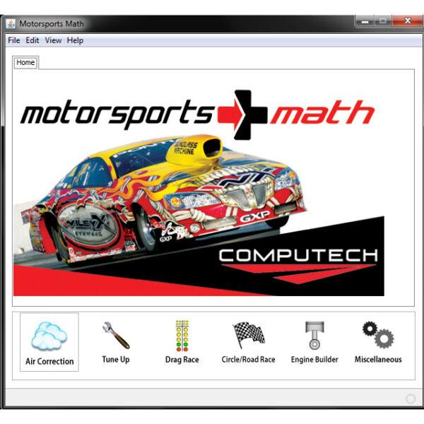 Motorsports Math