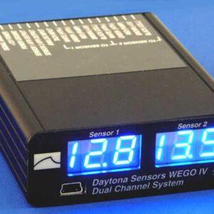 Dual Channel O2 Monitor