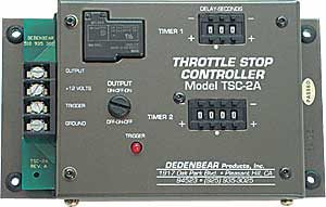 Throttle Stop Controller