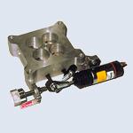 Baseplate Throttle Stop - S-2PK