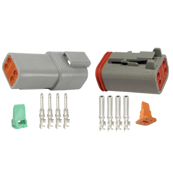 4c Deutsch Set- Deutsch Racing Connector Series