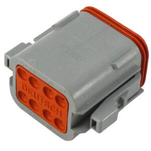 8c Male Case - Deutsch Connector Series