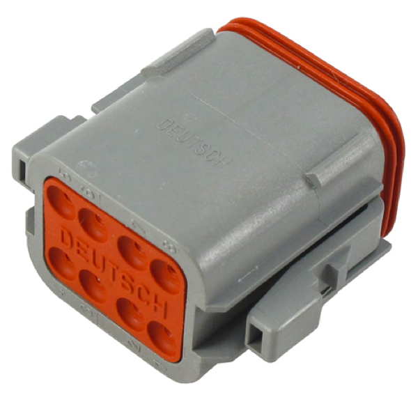 8c Male Case - Deutsch Connector Series