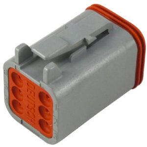 6c Male Case - Deutsch Connector Series