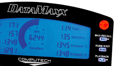 Computech DataMaxx Drag Racing Data Loggers The Affordable Alternative to Racepak