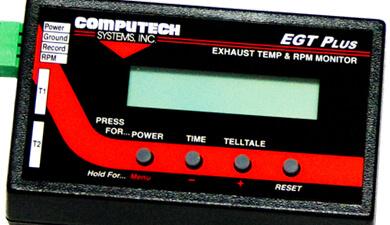 Computech EGT Plust Exhaust Gas Monitor Main
