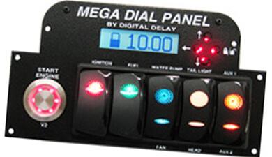 Computech Racing Switch Panels Main