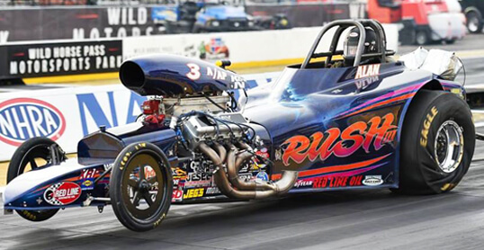 Drag Racing Throttle Stop 2