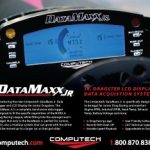 DataMaxx Jr. Dragster LCD Display