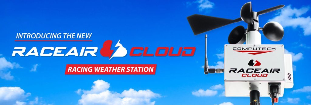 RaceAir Cloud Racing Weather Station
