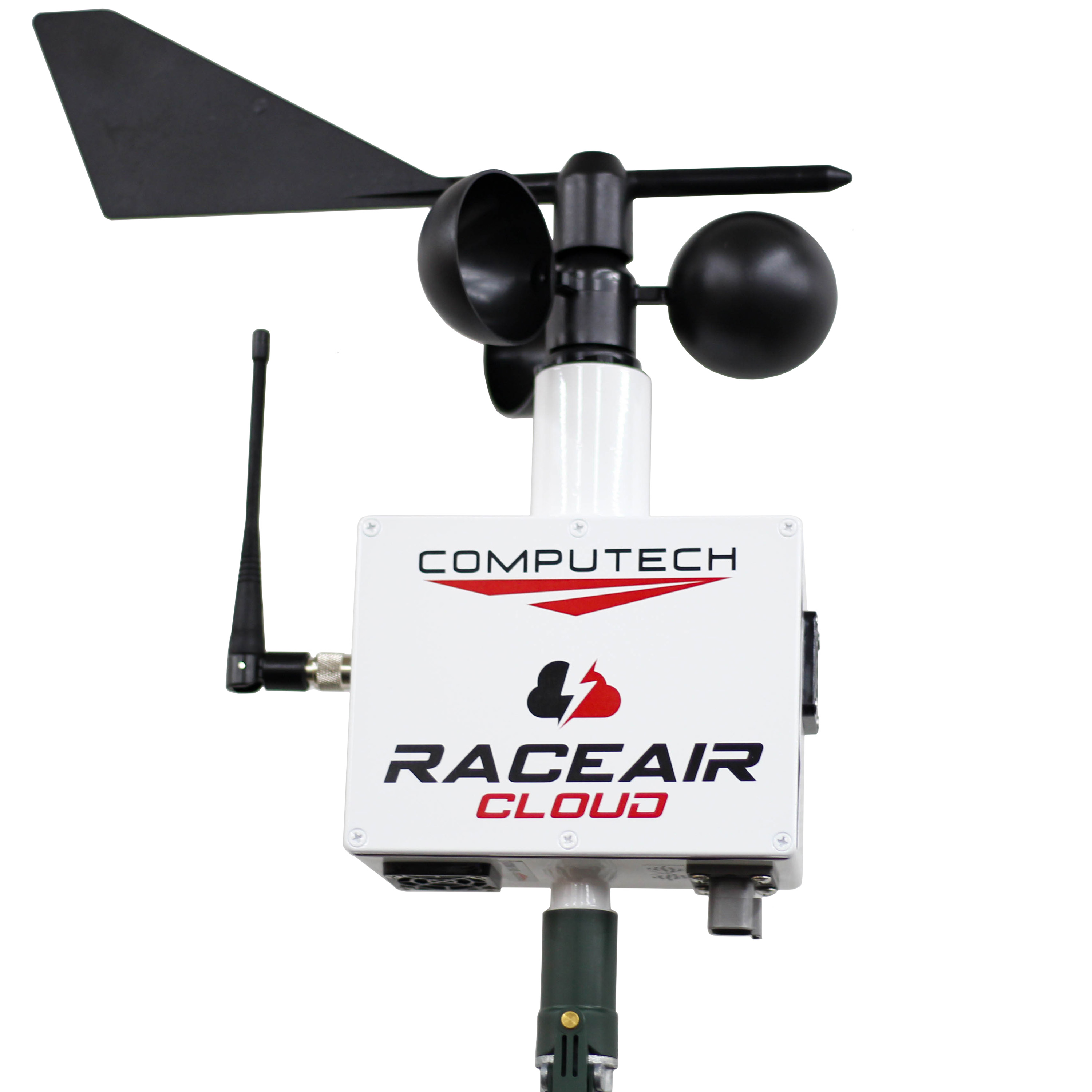 3315 - RaceAir Cloud Deluxe Model with Texting Wind and Paging Trailer Racing Weather Station