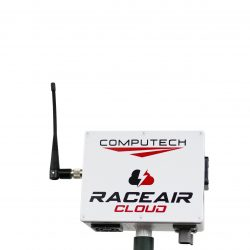 RaceAir Cloud Page Model