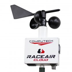 RaceAir Cloud Wind Model